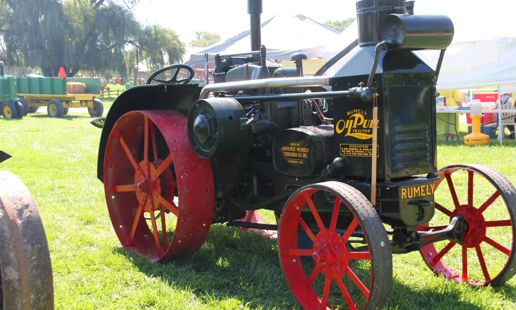 Nappanee Power From the Past